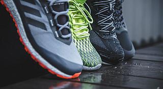TopX | 这个冬天脚不冷 2016四大冬季款跑鞋横评