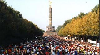 柏林马拉松,给世界一个惊喜