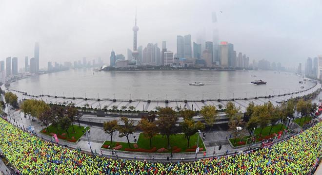 独家  | 2016上海国际马拉松日期公布