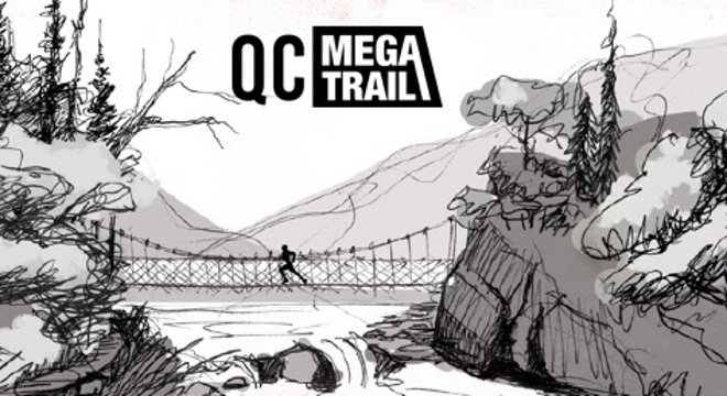 Quebec Mega Trail 一场非著名优质越野跑赛事