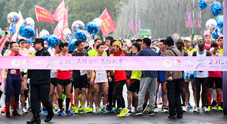 2015无锡国际马拉松的那些事