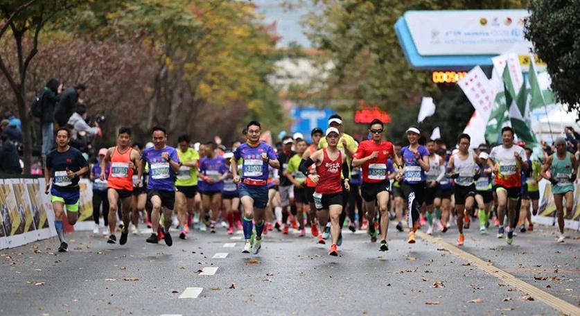 2020杭马|在杭州跑过一千年