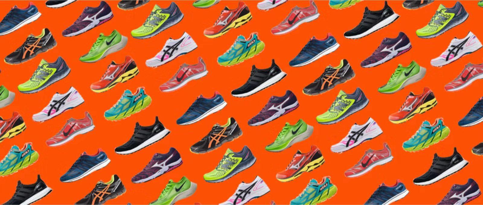 2010-2019 十年十佳跑鞋