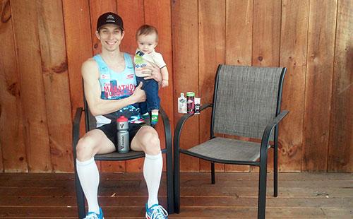 父亲节 | 8天跑赢3全马,一个美国父亲的拼搏