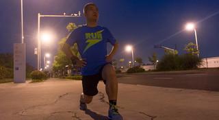 run with me你就是跑者   杨玉成:跑步是最好的人生投资