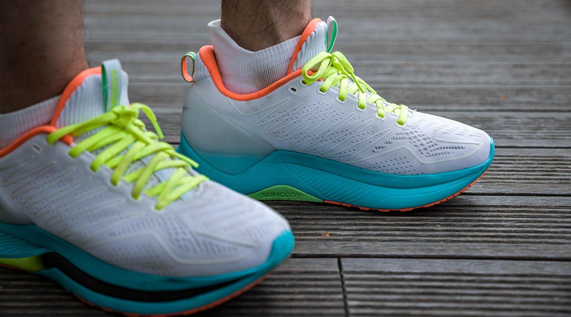 跑鞋评测|慢跑伴侣 Saucony Endorphin Shift