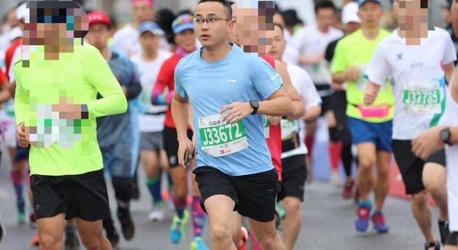 2019我的马拉松新年之旅第一站--启航厦马