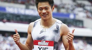 谢震业两百米破亚洲纪录 | 跑圈十件事