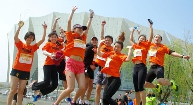 """当跑步成为节日—首届RWFS""""跑者世界""""跑步节"""