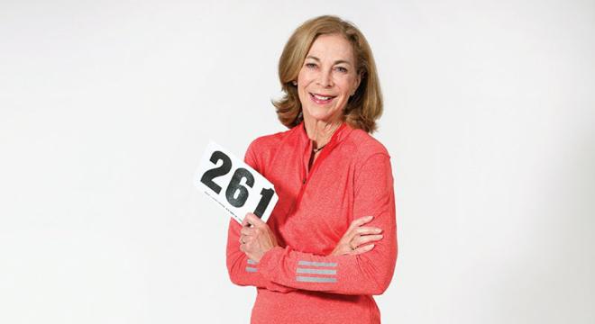 波士顿马拉松 | 无畏的女性与永远的261号