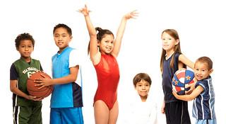 过度训练须避免,健康运动伴童年