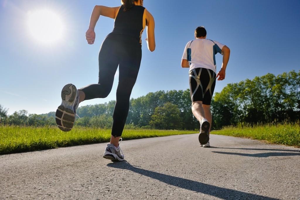 跑步后生活发生的变化