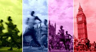 漫跑英伦   伦敦马拉松  一场充满爱意的街头大型化装舞会