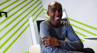 对话世界上跑得最快的男人—专访莫法拉Mo Farah
