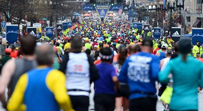 TopX | 又是一年波士顿马拉松 限量跑鞋面面观