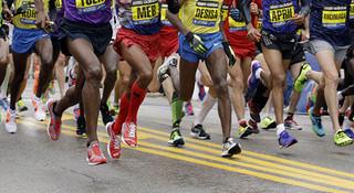 波士顿梦想   2015波士顿马拉松装备面面观