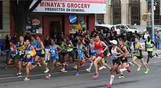 中国跑者 | 李子成,中国最成功的马拉松跑者(下)