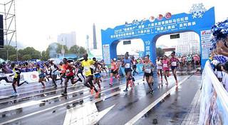赛道速读丨管油胜获得六盘水马拉松国内冠军 北马报名尚未开始