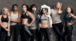 运动是女性的天下—NIKE将主攻女子运动市场