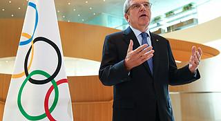 国际奥委会主席巴赫称 奥运会若无法如期将被取消   跑圈十件事