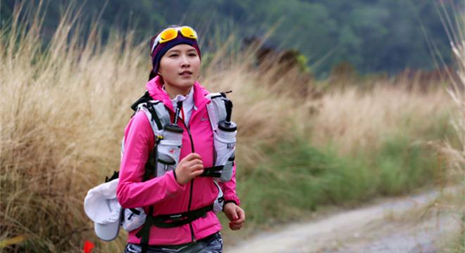 人物 | 徐洁儿专访,又一个因跑步而更美丽的台湾艺人