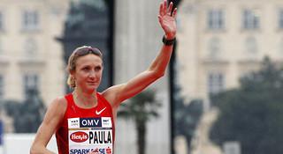 拉德克里夫 最劲的马拉松女皇!