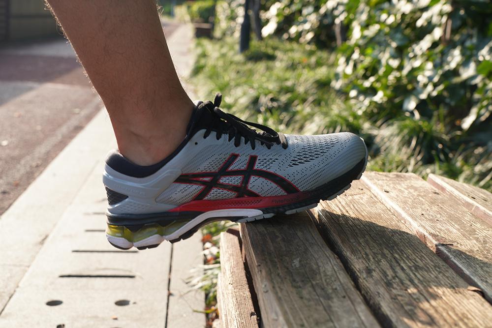 跑鞋   ASICS最强稳定系跑鞋 KAYANO 26评测