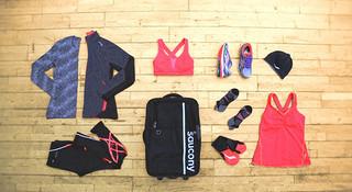 如何用500元搞定全套专业跑步装备,成为运动活力女生
