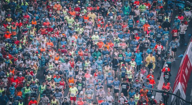上马Who怕沪!一图解析2019年上海国际马拉松赛道
