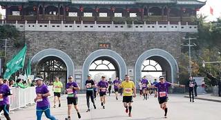 视频 | 山水城林 纵马金陵 2019南京马拉松