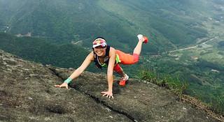 人物 | 厦门跑圈女神:陈恩宁,喜欢跑步,用呼吸在倾诉