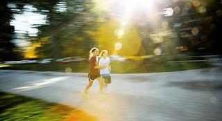 晚饭前后,哪个时间更适合跑步?