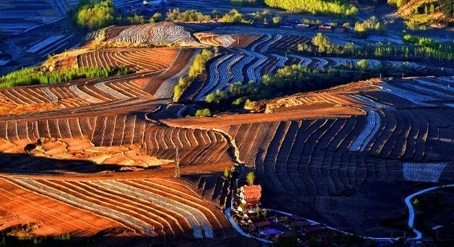 中国国家地理木兰围场超级跑