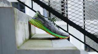 跑鞋   ASICS DynaFlyte 做一双让人上瘾的跑鞋