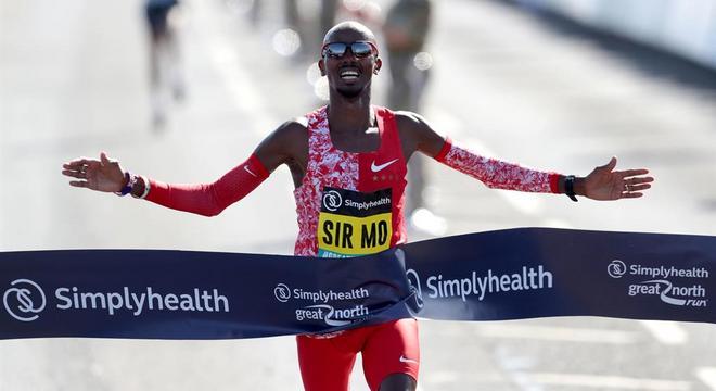 莫·法拉赫将挑战1小时世界纪录 361°成为杭州亚运会官方合作伙伴   跑圈十件事