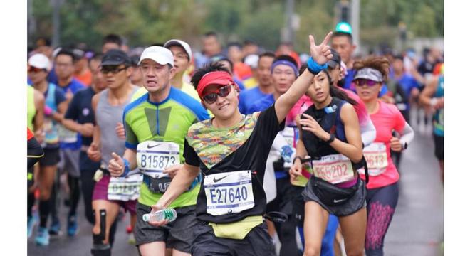 2018年上海马拉松