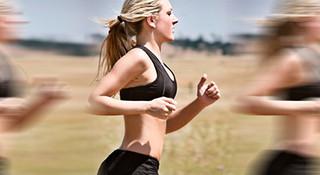 开心跑步,不惧比赛—女生马拉松比赛注意事项