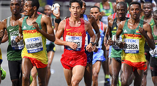 中国田径队创世锦赛最好成绩 北马抽签即将公布 | 跑圈十件事