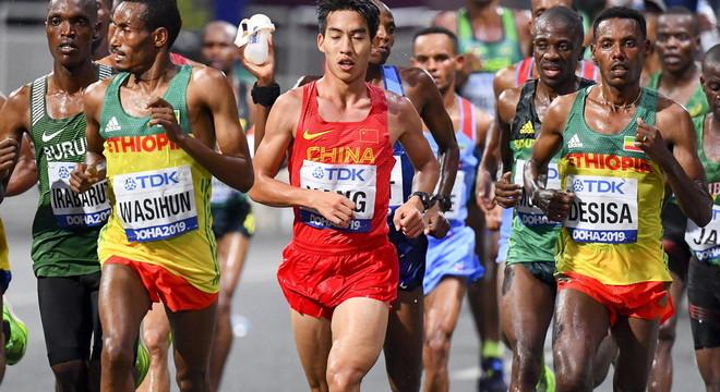 中国田径队创世锦赛最好成绩 北马抽签即将公布   跑圈十件事