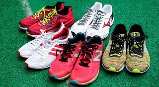TopX | 热门竞速跑鞋横评:速度与实力的比拼!
