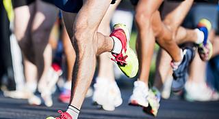跑鞋鞋面是怎样炼成的