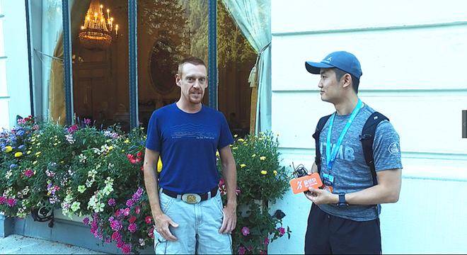 勃朗峰日记 | 我们与iRunFar主编Bryon Powell一起聊了聊UTMB与中国越野跑的发展