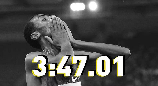 这一次他终于打破了世界纪录| 跑圈十件事
