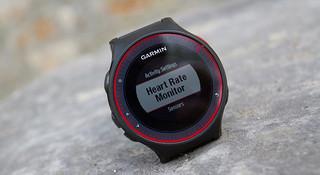 新品 | Garmin FR 225:光学心率传感器强力加持