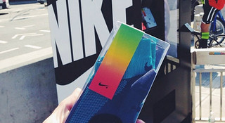 卖出你的卡路里—NikeFuel实体售货机
