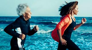 不怕路长 只怕心老 那些让人膜拜的高龄跑者