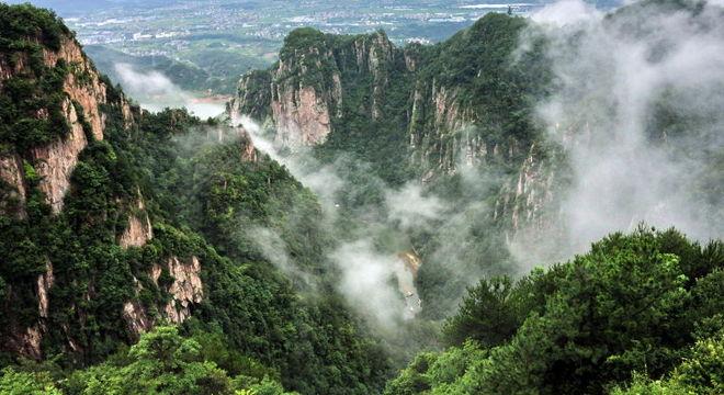 天台山美丽乡村马拉松
