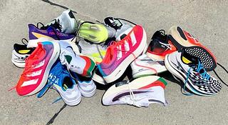 """近三月跑鞋之""""最"""""""