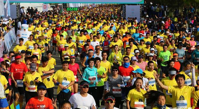 北京银行·2018北京通州半程马拉松 | 免费众测