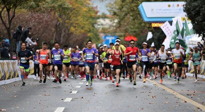 2020杭马 在杭州跑过一千年